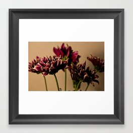 Stand Me Up Framed Art Print