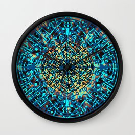 Revolt! Wall Clock