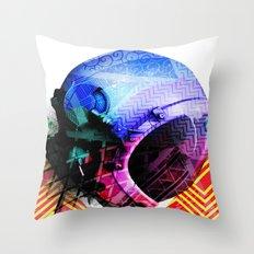 Space Cadet Throw Pillow