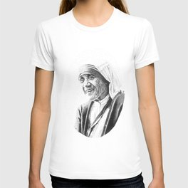 Mother Teresa T-shirt