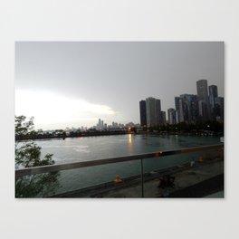 Navy Pier Chicago Canvas Print