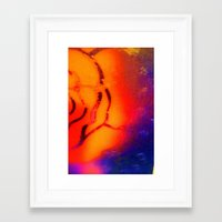 valentina Framed Art Prints featuring Valentina by Mirabella Market