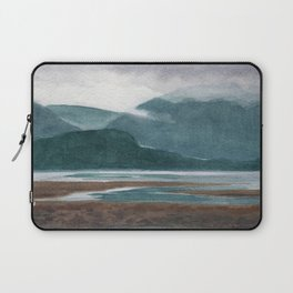 SITKA SOUND 05, Sitka Travel Sketch by Frank-Joseph Laptop Sleeve