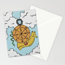 Tarrot Quasimoto Stationery Cards