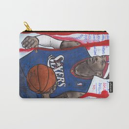 NBA PLAYERS - Allen Iverson Carry-All Pouch