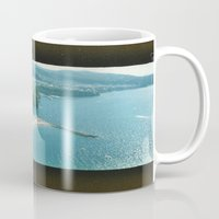 italy Mugs featuring Italy  by Taylor Palmer