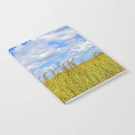 Clouded Sky Notebook