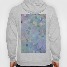 Watercolor Abstract Geometric Pattern Hoody