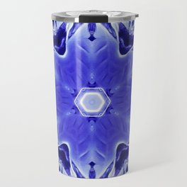 A Blue World Travel Mug