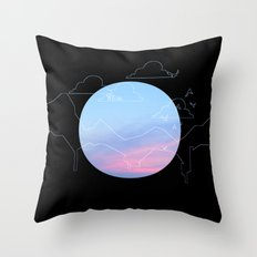 Bliss | Summer Throw Pillow