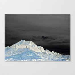 I am floating at night II Canvas Print