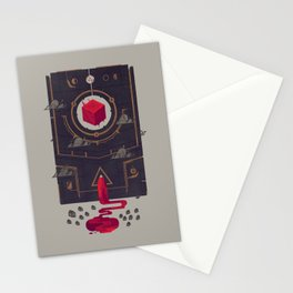 It was built for us by future generations Stationery Cards