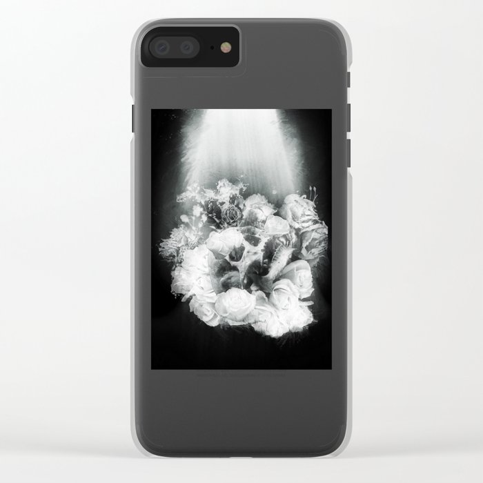 Life in Death Clear iPhone Case