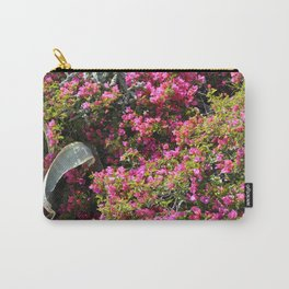 Spring Wild Flowers | Greece #society6 Carry-All Pouch