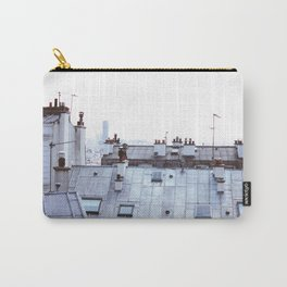 Parisian rooftop Carry-All Pouch