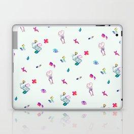 Medical Mania - White Laptop & iPad Skin