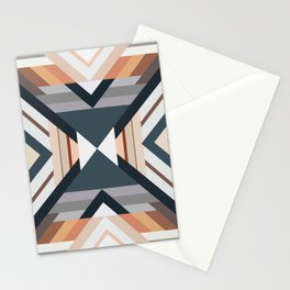 American Native Pattern No. 212 Stationery Cards