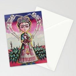 """""""Frida K."""" Stationery Cards"""