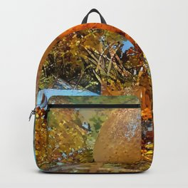 Pastell Bolete Backpack