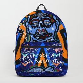 Abstract Drug Life Backpack