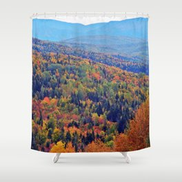 Immensity of Beauty Shower Curtain