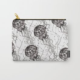 Jellyfish. By Ane Teruel Carry-All Pouch