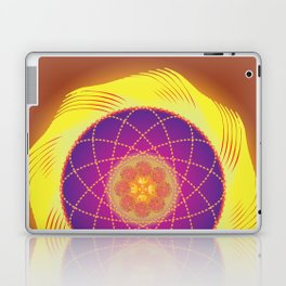Success Mandala - מנדלה הצלחה Laptop & iPad Skin