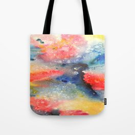 Colors 2 Tote Bag