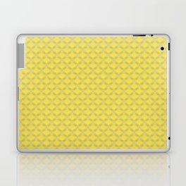 Small scallops in buttercup yellow Laptop & iPad Skin