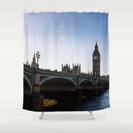 Big Ben by Giada Ciotola Shower Curtain