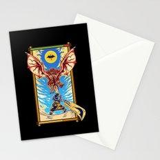 Epic Monster Hunter Stationery Cards