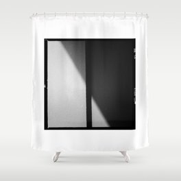 Implied Shower Curtain