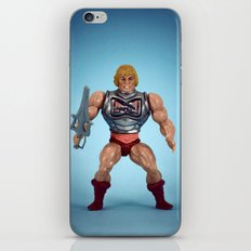 He-Man Battle Damage  iPhone Skin