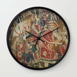 John of Braganza Wall Clock