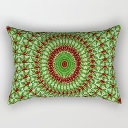 Walk Astray Rectangular Pillow