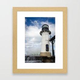 Outer Lighthouse-3 Framed Art Print
