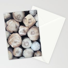 natural wood Stationery Cards