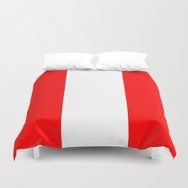 flag of austria 4 -,Österreich,Austrian,Österreicher,Vienna,Salzburg,Mozart, Schoenberg Duvet Cover