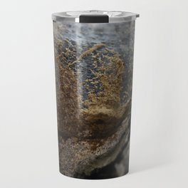 The abstract art of Mother Nature Travel Mug