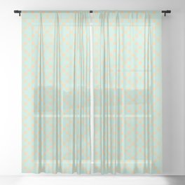 Margot Seashells Sheer Curtain