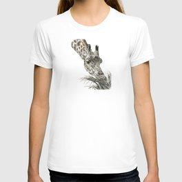 Giraffe - A Long Munch T-shirt