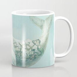 Far and Wide (Square Format) Coffee Mug