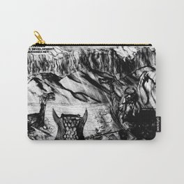 Hostile Shores Carry-All Pouch