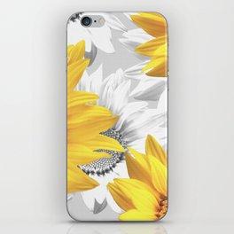 Sunflower Bouquet #decor #society6 #buyart iPhone Skin