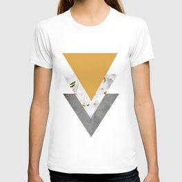 Blossoms Mango Mojito Arrows Collage T-shirt