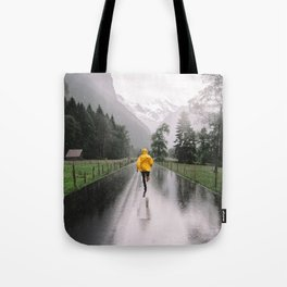 Lauterbrunnen valley Tote Bag