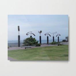 PR beach park Metal Print