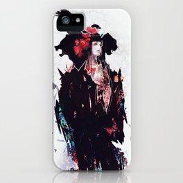 Quantum Kai iPhone Case
