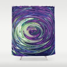 Perpetual Shower Curtain