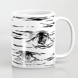 Curious Birch Coffee Mug